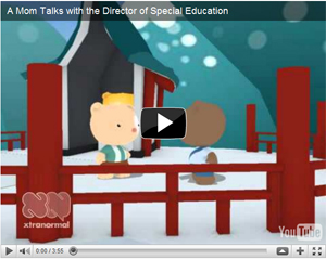 A Mom Talks with the Director of Special Education