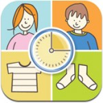 iPrompts Scheduling App for the iPad