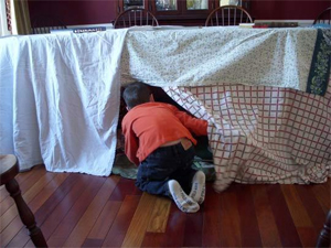 Indoor Fort