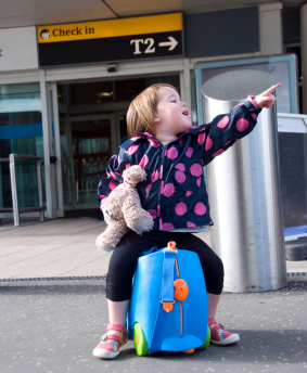 Traveling with a child who has special needs