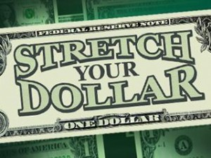 Stretch your therapy dollar