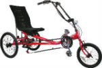 AmTryke Recumbent Foot Cycle