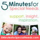 Five Minutes for special needs