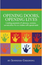 Opening Doors Opening Lives Jennifer Greening