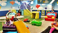 Airport Play Areas