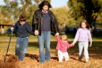 Autumn Walking Activities For Children With Special Needs