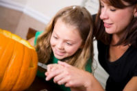 Pumpkin Sensory Activies