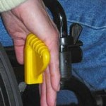 Accu-Grips for Wheelchairs